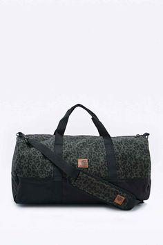 Carhartt Adams Panther Duffle Bag in Green