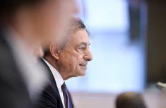 "ECB chief Mario Draghi called for the completion of the eurozone framework and to reduce divergencies between West and East members in order to protect the euro in a more ""unstable"" world on Monday November). 26 November, Affair, Politics, News, World, Calendar, Survival, The World, Life Planner"