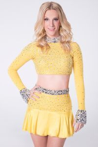 DWTS: Heather Morris on Channeling Britney Spears and Naya Rivera 'Fangirling'
