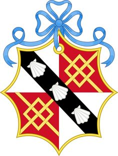 Coat of Arms of Lady Diana Spencer. by BritanniaLoyalist.deviantart.com on @DeviantArt