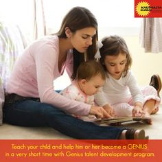 Teach your #child and help #him or #her become a #genius in a very #short #time with Genius talent development #program. http://www.kaushalyaglobal.com/html/brain_building.html
