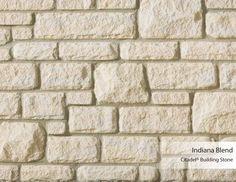 Georgia Citadel® Building Stone - Indiana Blend
