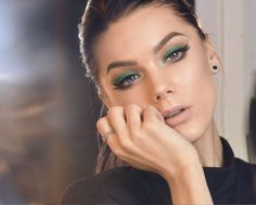 【ρinterest: LizSanez✫☽】 Linda Hallberg Makeup - color pop