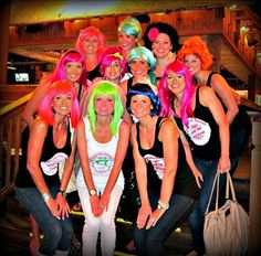 group wigging out  omg this is so funny I wanna do this