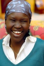 Alek Wek pictures and photos