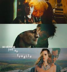 Harry, Ron, and Hermione. The Golden Trio. Harry Potter Puns, Harry Potter Love, Harry Potter World, Harry Potter Children, James Potter, Must Be A Weasley, Ron Weasley, Hermione Granger, Harry Potter Wallpaper
