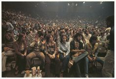 '78 Deadheads! GD concert in Cameron (at Duke.) Could be 4/12/78 (where Phil chews out the lighting guys for leaving the lights on for, apparently, much of the 1st set.) Year of my 1st show and yeah, we looked like that.