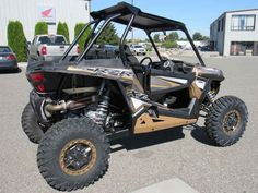 New 2017 Polaris RZR XP 1000 EPS Gold Metallic ATVs For Sale in Washington. 2017 Polaris RZR XP 1000 EPS Gold Metallic,
