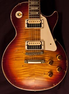 Nash Aged Gibson Les Paul