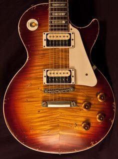 Nash Aged Gibson Les Paul