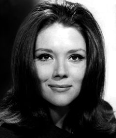 Diana #Rigg / actress