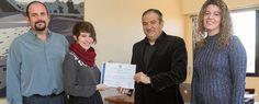 Ganadora del concurso de ideas de la Universidad Internacional del Mar (04/01/2017)
