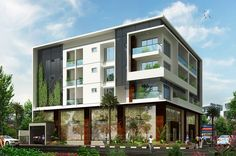 SKAV Audel - Apartment in Cambridge Layout, Bangalore by SKAV