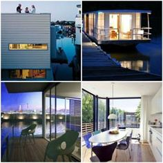 life on a houseboat.....daydreaming