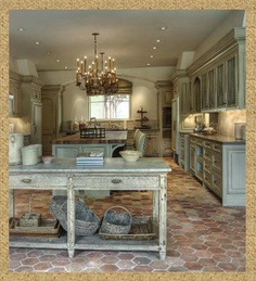 Classic casual home traditional home show house tour for Show me beautiful kitchens
