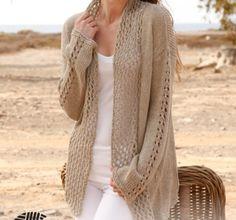 Lace Crochet Jacket Free Pattern