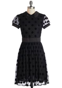 Tremendous Taste Dress, #ModCloth I don't normally like dresses with peter pan collars, but this one is adorable.