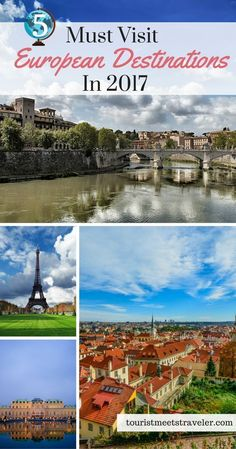 5 Places You Need to Travel To In Europe #uniquetravel #mustsee #tripofalifetime