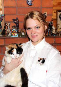 世界が悶絶!日本人主婦が作り出した『猫シャツ』をご覧あれ。 | Curassy
