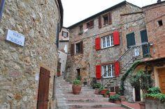 Petroio – the Tuscan Town of Terracotta Italian Street, City Architecture, Siena, Tuscany, Terracotta, Italy, Explore, Italia, Tuscany Italy