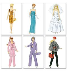 Fashion Clothes For dolls