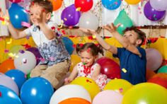 Birthday Party Games - Fun party games for kids of all ages!   We tested them all and chose only the ones kids love!!