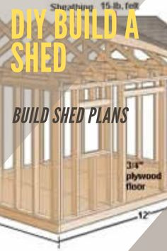build a shed and Get 12,000 Detailed build a Shed Plans To Build Your garden shed plans! you can build garden storage shed on a weekend ,you will get a  butefful outdoor shed  VISIT MYSHEDPLANS NOW >> How To Make Stairs, Garden Storage Shed, Steps Design, Most Beautiful Gardens, Outdoor Sheds, Building A Shed, Shed Plans, Decor Ideas, How To Plan