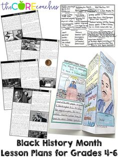 Study four heroes of the Civil Rights Movement through these engaging lesson plans and printable articles.