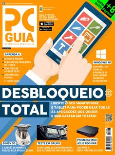 PCGuia Novembro 2014 edition - Read the digital edition by Magzter on your iPad, iPhone, Android, Tablet Devices, Windows 8, PC, Mac and the Web.