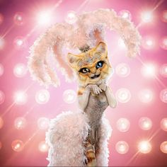 """Get ready to see some of the most insanely creative costumes yet, from a banana to a robot, on this season of """"The Masked Singer"""" on Fox. The reality singing competition just teased 13 … Singer Costumes, Robot Costumes, Pictures Of Queen Elizabeth, Cowboy Outfits, Season Premiere, Creative Costumes, Nicole Scherzinger, Unique Animals, Animal Fashion"""