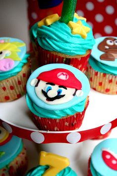 The time & patience you'd need to make these!!  So cute though!