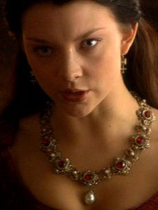 Queen Anne Boleyn from the TV show The Tudors. Shes such a tough bitch wish i was more like her!