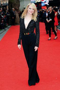 Emma Stone, la heroína trendy