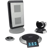 The LifeSize 220 Series, including LifeSize Room 220, LifeSize Room 220i, LifeSize Team 220 and LifeSize Express 220, offers a complete line of full HD video conferencing systems.  #Prosirius for more info