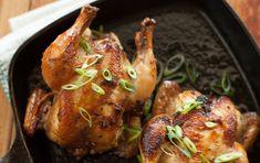 Found this terrific recipe for Szechuan cornish hens… But, I am making it w/ a split turkey breast for dinner tonight.