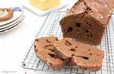 dutch breakfast cake gezonde ontbijtkoek met havermout