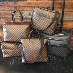 Damier for Dads! Stop in store today 10-7pm or Friday-Saturday 10-5pm for a last minute Fathers Day gift!
