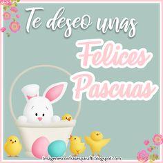 30 imagenes bonitas para regalar en Pascuas 2019 Vintage Easter, Tweety, Decoupage, Cards, Quotes, Baby, Craft, Amor, Easter Card