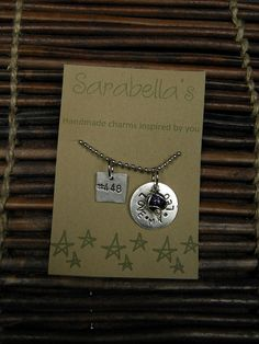 Police Wife Necklace! This one is cute too, but I got the one I wanted for my birthday !! :)