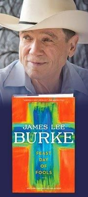 James Lee Burke - not cozy- but I like him - Dave Robicheaux mystery series located in South Louisiana