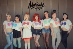 Love these tops think I need to buy one for my next disney trip :)