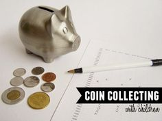 Coin Collecting with Children