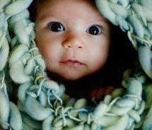 crafting yarn nest!