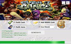 Clash of Gangs Hack | Games Hooks