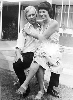 The dingo really DID eat her baby in 1980!!! [Michael Chamberlain and Lindy Chamberlain smile as they pose for a photography in Alice Springs in this undated file photo]
