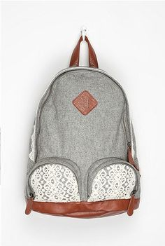 Lace backpack - Urban Outfitters