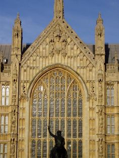 Statue of Westminster