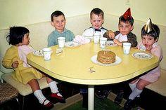 Vintage kodachrome-birthday