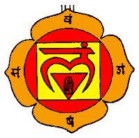 Lam Muladhara Chakra, Sacred Geometry, Crafty