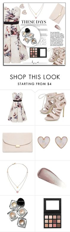 """Simple ✨"" by domokitty100 ❤ liked on Polyvore featuring Little Mistress, Carvela, Mansur Gavriel, New Look, Michael Kors, Yves Saint Laurent and Bobbi Brown Cosmetics"